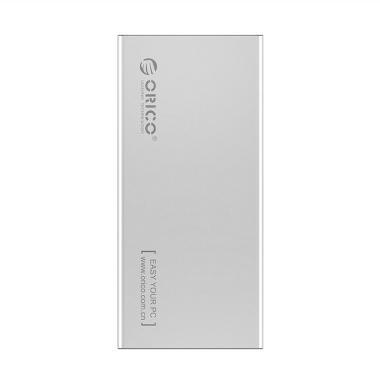 ORICO Msa-uc3 mSATA to USB 3.0 SSD Enclosure Adapter Case - Silver
