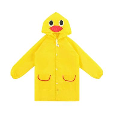 Ormano Duck Jas Hujan Anak - Kuning