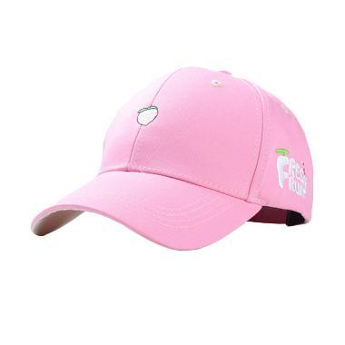 Jual Snapback Baseball Pink Online - Harga Baru Termurah February ... cbb4019d38