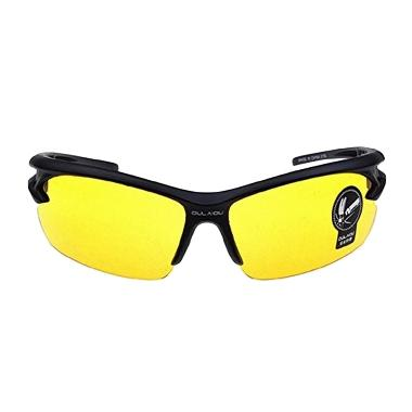 Ormano Sport Outdoor Fishing Bike R ... n OU2 Sunglasses - Kuning