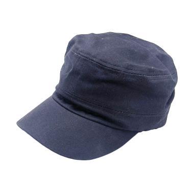 Ormano Topi Fashion Snapback Army Style - Biru