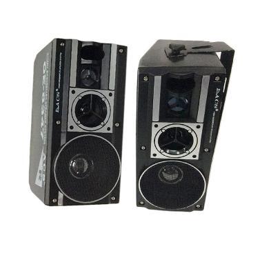 OTOmobil ACS Box 3 Way Set Speaker [4 Inch]