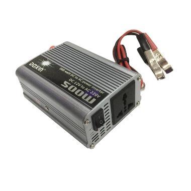 harga Doxin Inverter  DC to AC [12 V/500 W] Blibli.com