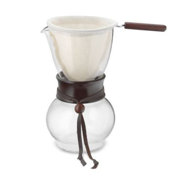 Filter Water Syphon Coffee Maker For 3 Cups Home Handmade Machine - intlIDR344000 . Source · Hario DPW-3 Wood Neck Dripper