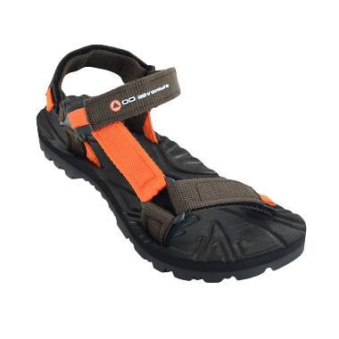 Outdoor Neo Barbarian Sandal Gunung - Orange