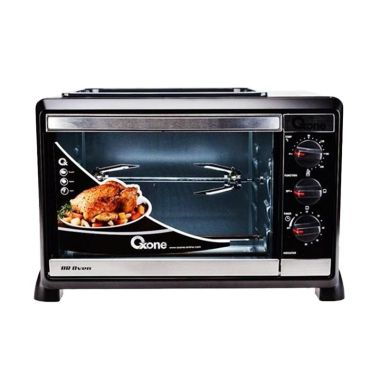 Oxone 4 in 1 OX-858BR Hitam Oven