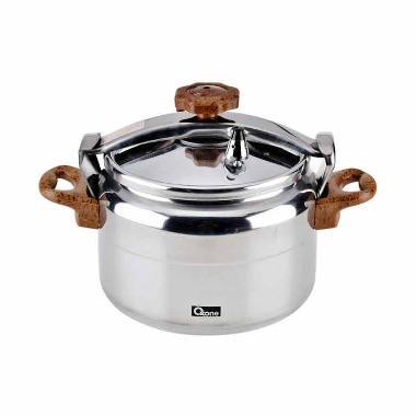 Oxone 2012 Aluminium Pressure Cooker [12 L]