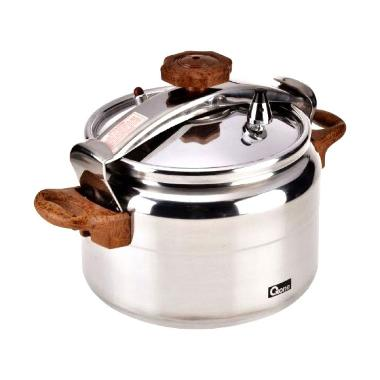 Oxone Alupress Alumunium Pressure Cooker Panci Presto OX-2012 [12 L]