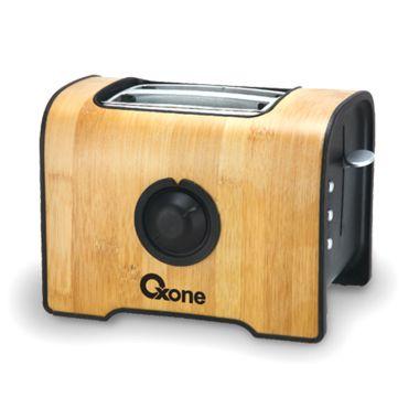 Oxone Bamboo OX-951 Bread Toaster
