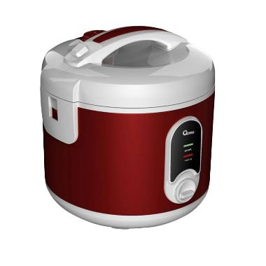 Oxone OX-816 3in1 Rice Cooker - Merah