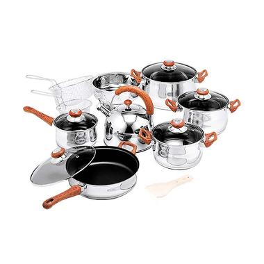 OXONE Panci Set / Jumbo Cookware Set OX-988FSN