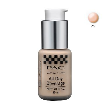 PAC C04 Liquid Foundation