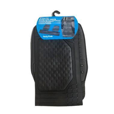 Packy Poda Exact Fit Black KPT - 9333 - BK Karpet Mobil
