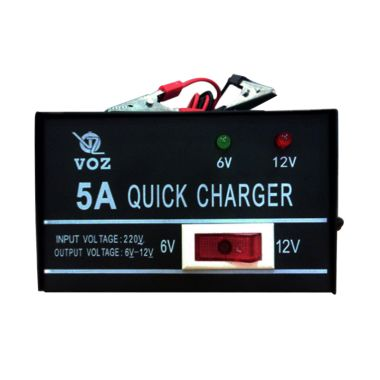 Voz Quick Charger Aki [5 Ah]        ...