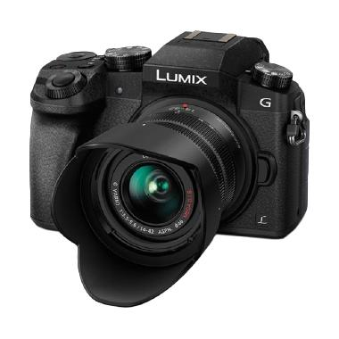Panasonic Lumix DMC-G7 Kit 14-42mm F/3.5-5.6 OIS Kamera Mirrorless