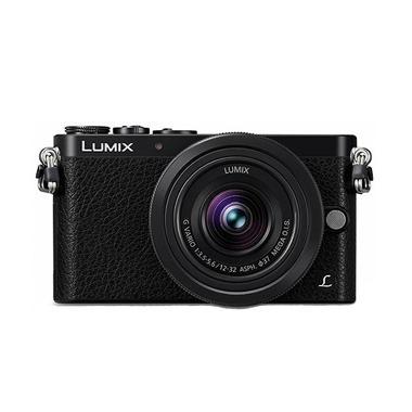 Panasonic Lumix DMC-GM1K Kit 12-32mm Kamera Mirrorless - Black