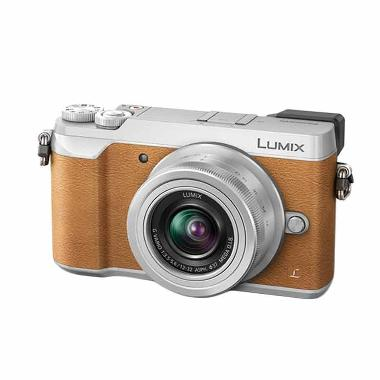 Panasonic Lumix DMC GX 85 K Kamera Mirrorless - Brown
