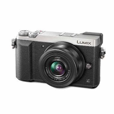 Panasonic Lumix DMC GX 85 K Kamera Mirrorless - Silver