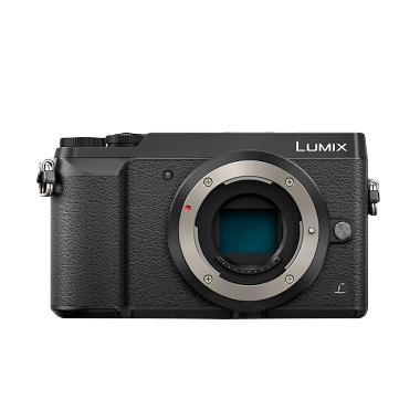 Panasonic Lumix DMC-GX85 Kamera Mirrorless - Black [Body]