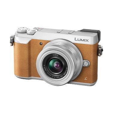 Panasonic Lumix DMC-GX85 Kit 12-32mm Kamera Mirrorless - Brown