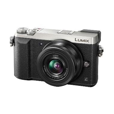 Panasonic Lumix DMC-GX85 Kit 12-32mm Kamera Mirrorless - Silver