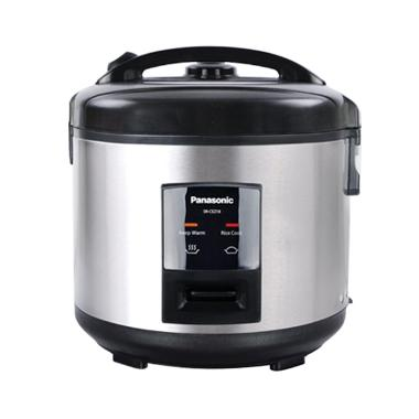 Panasonic SR-CEZ18SSR Rice Cooker - Silver
