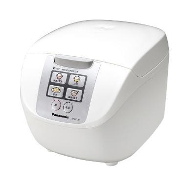 Panasonic SRDF181WSR Rice Cooker - Putih [1.8 L]