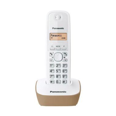 Panasonic KX-TG1611 CX Beige Telepon Wireless