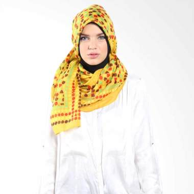 PASMIRA Scarft Curly 476626 Yellow