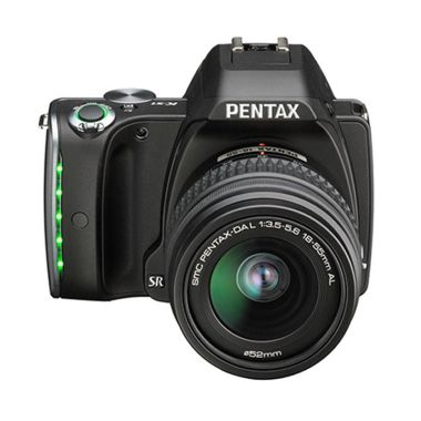 Pentax K-S1 kit 18-55 Black Kamera  ...