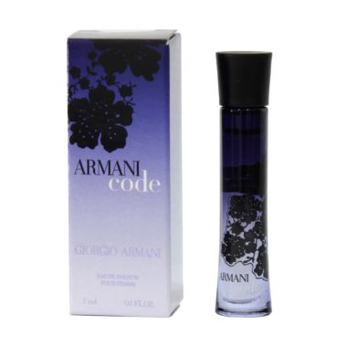 Giorgio Armani - Armani Code EDP Parfum Wanita [3 ML]
