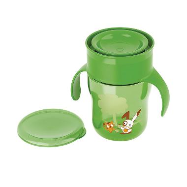Philips Avent Grow Up Cup SCF782/00 Botol Minum 12M+ - Green