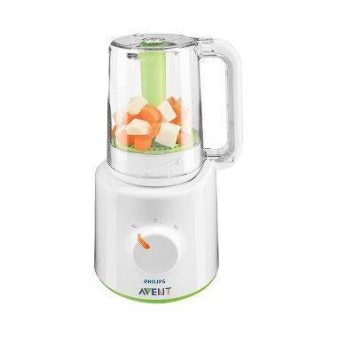 Philips Avent Baby Food Steamer & Blender + Free Mangkok Bayi