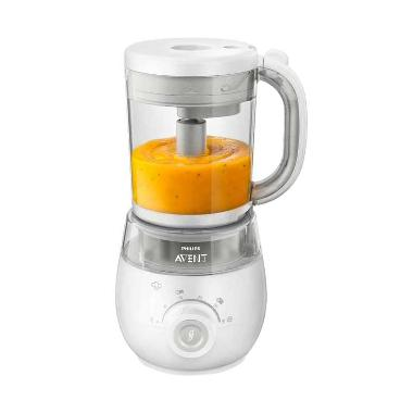 Philips Avent SCF875/02 4-In-1 Healthy Steam Mealmaker