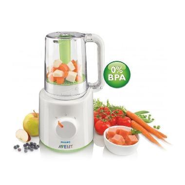 Philips Avent Baby Food Steamer & Blender