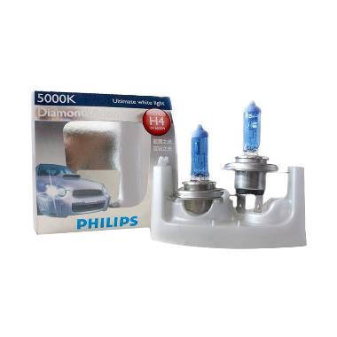 Philips Diamond Vision 5000K - H4