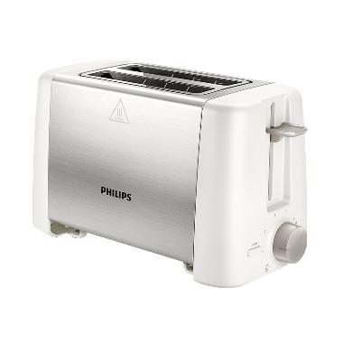 Philips HD4825 Toaster - Stainless Putih