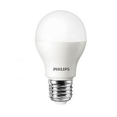Philips LED Lampu Bohlam - Putih [7 Watt]