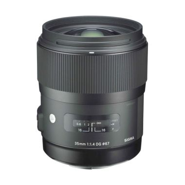 Sigma 35mm F1.4 DG HSM Art Lensa for Canon