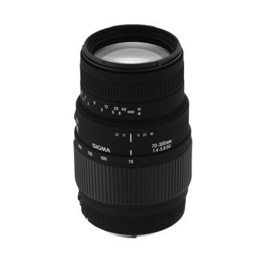 Sigma 70-300 f/4-5.6 DG Macro Lens  ...