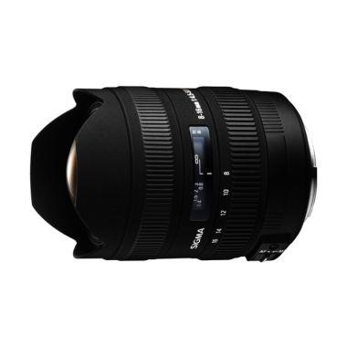 Sigma 8-16mm F4.5-5.6 DC HSM Black  ...