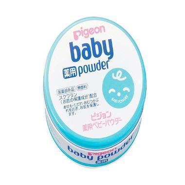 Pigeon Baby Powder - Blue [150 gr]