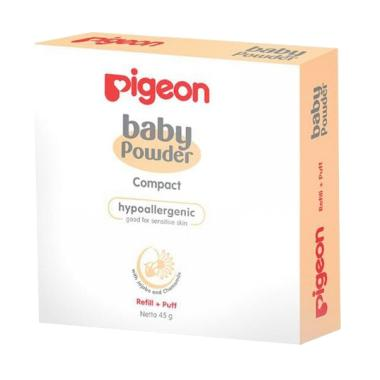 Pigeon Baby Powder Compact [45 gr]