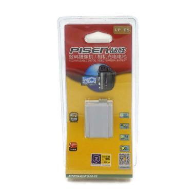 Pisen LPE 5 Baterai Kamera [1050 mAh]