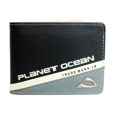 Planet Ocean II DPO305-880 Dompet Pria - Grey