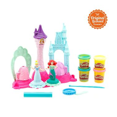Playdoh Royal Place Mainan Anak