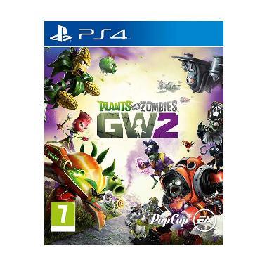 Sony Playstation 4 Plant Vs Zombie Garden Warfare 2 DVD Game