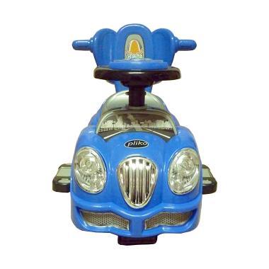 Pliko 558 Ride On Jaguar Blue Mainan anak