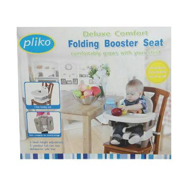 Pliko Folding Booster Seat Kursi Makan Bayi