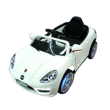 Pliko PK 1858N Porsche Panamera Mainan Mobil - White